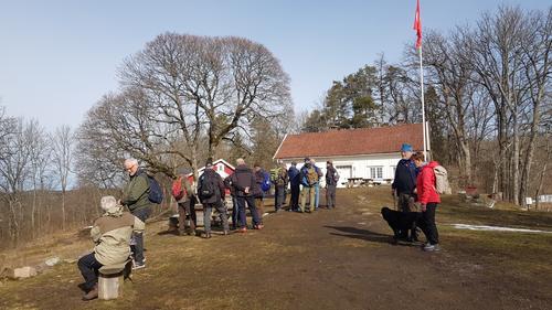 Flott tur Knutsrød og DNT Horten