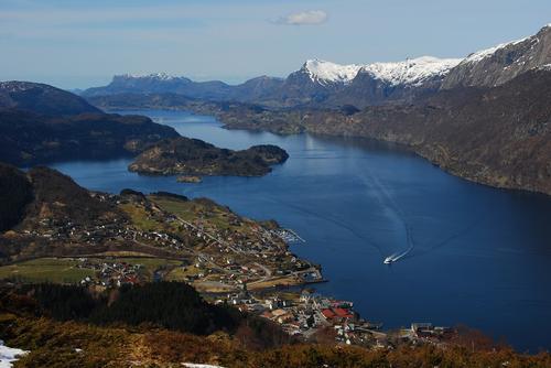 Bli med på TiTur i Dalsfjorden