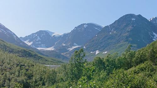 Indre del av Lyngsdalen.