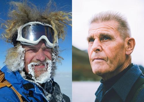 Både Aleksander Gamme og Nils Faarlund tar turen!