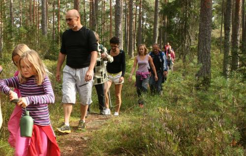 KOM DEG UT DAGEN med tur frå Brokelandsheia til Klavfjell 2. september 2012