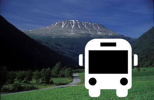Skyttelbuss til Gaustatoppen