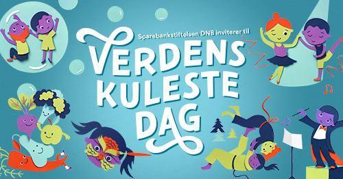 Familiedag på Akershus Festning: Verdens kuleste dag