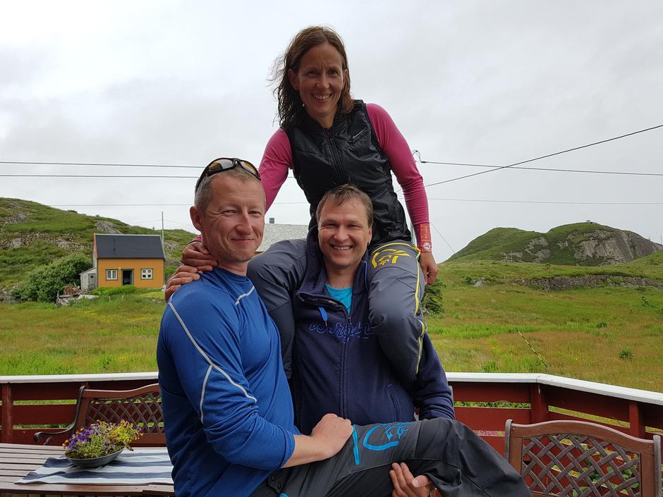 Mange takk dyktige instruktørar Jørn, Odin og Anne Grethe.