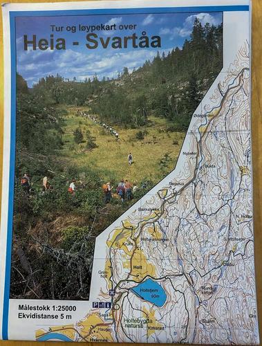Salg av lokalkart i Sandefjord og omegn - med VIPPS