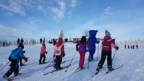 Kom deg ut-dagen på Lageråkvisla 2. februar
