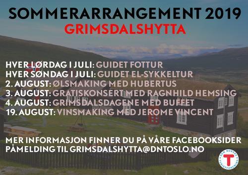 Sommerprogram 2019