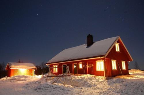 Jul i Sauheradfjell