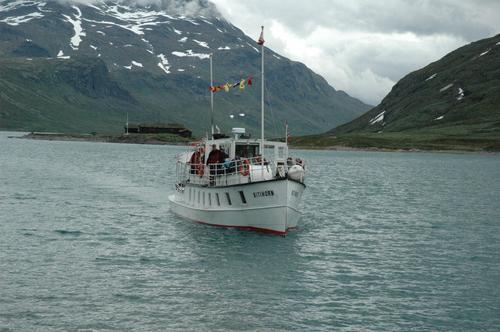 Båten på Bygdin