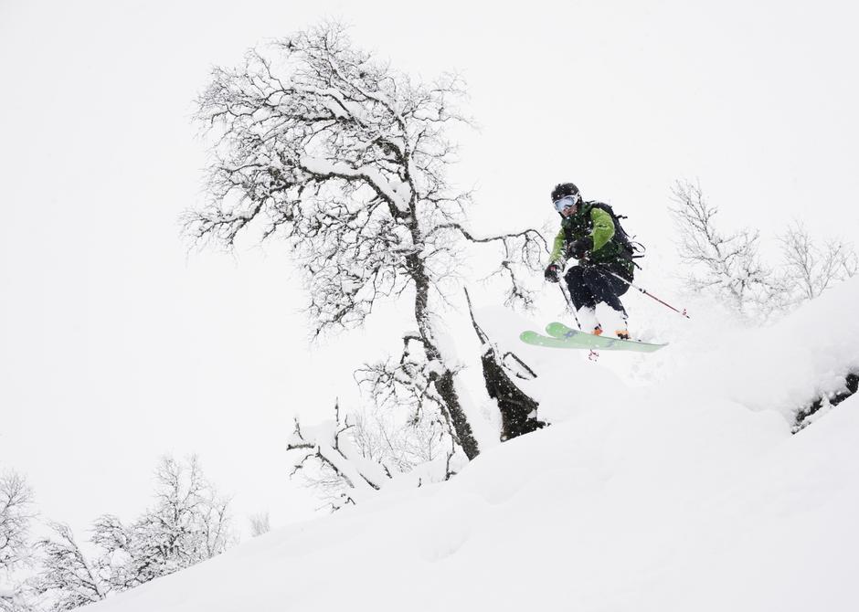 På ski i Sogn og Fjordane
