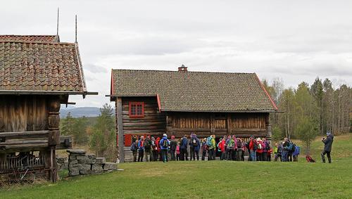 På gjengrodde Stier: Bolkesjø - Tinnoset