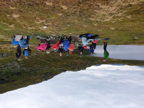 Matpause i Tisthamskaret (849 moh)