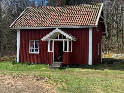 Hovedhuset på husmannsplassen Frøne