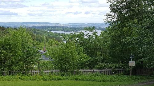 Utsikt fra Daletoppen