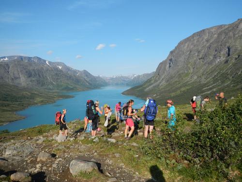 Jotunheimens Høydepunkter 2020 Oppdatert informasjon - Turen går som planlagt.