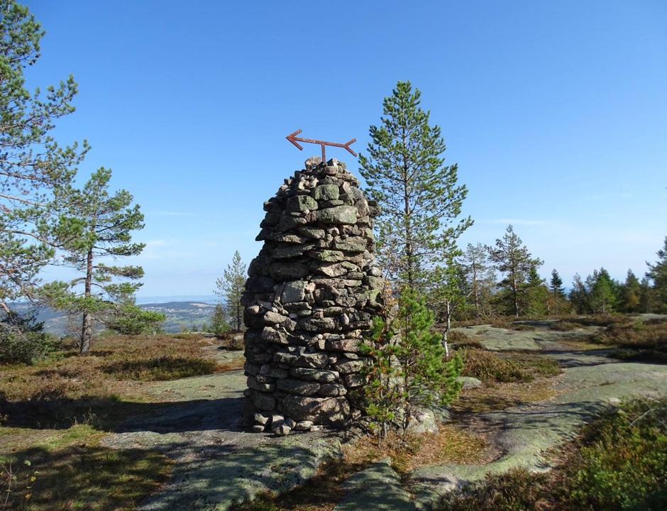 Varden på Storsteinsfjell