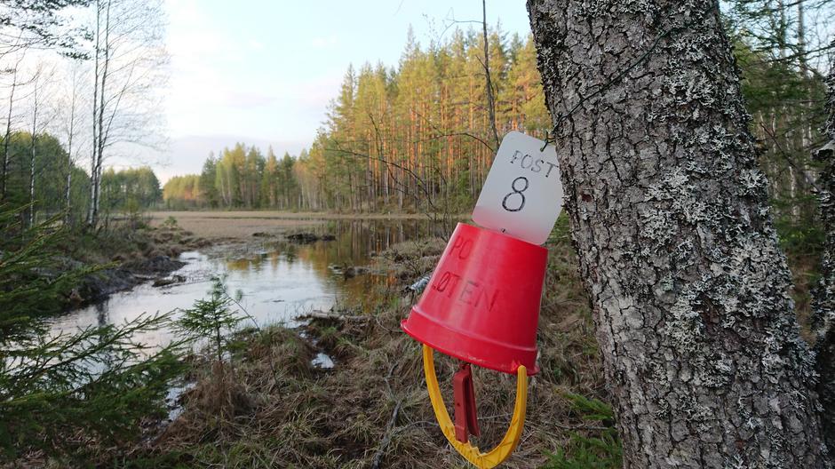 Turpost i Løten