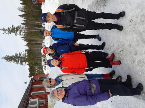 Årets sjuende tur til Osbakken