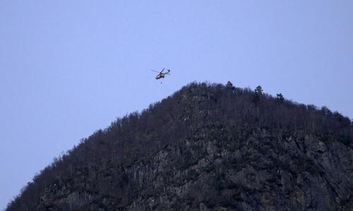 Helikopter i aksjon