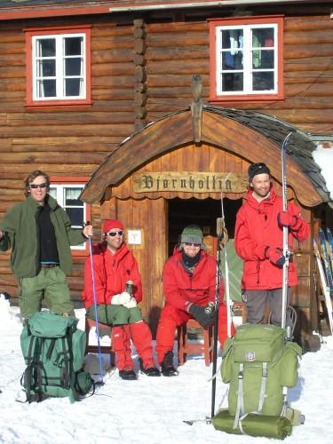 Påsken 2006 - Rondane Bjørnhollia 3