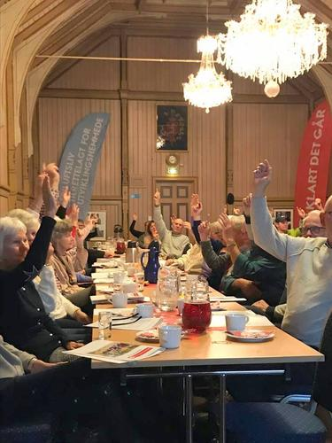 Årsmøte 2021Sandefjord Turistforening