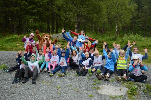 Søk på sommerjobb hos Bergen og Hordaland Turlag