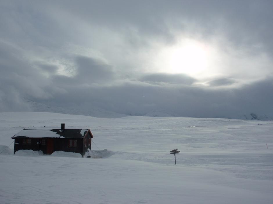 Gappo i vinterskrud
