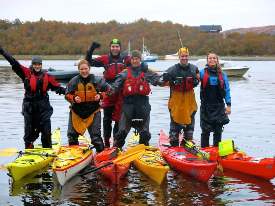 Grunnkurs hav i Kirkenes