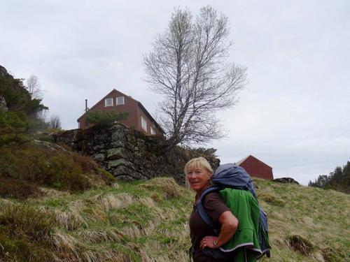 Fjelde - nedlagt fjellsamfunn i Lindås, Nordhordland