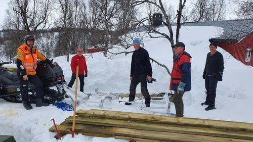 Stor satsning i Kongsvikdalen