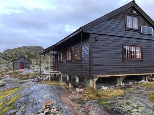 Stølsheimen: Stordalen - Vardadalsbu