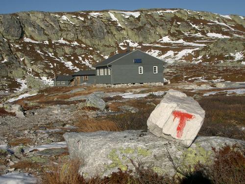 Våre hytter er fortsatt stengt etter 20.04