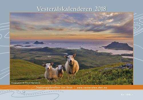 Vesterålskalenderen 2018!
