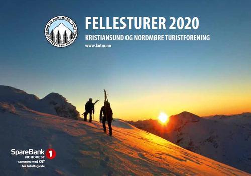 Fellesturheftet til KNT 2020