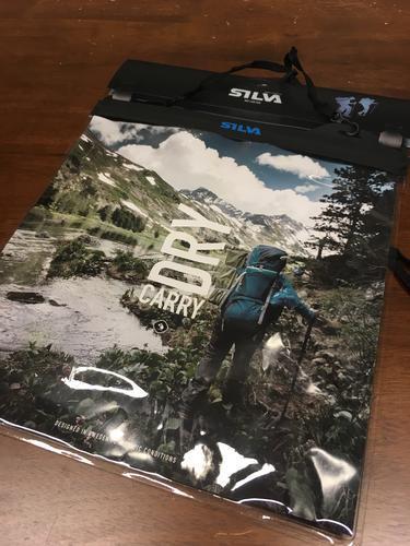 Silva vanntett kartmappe 190 kr