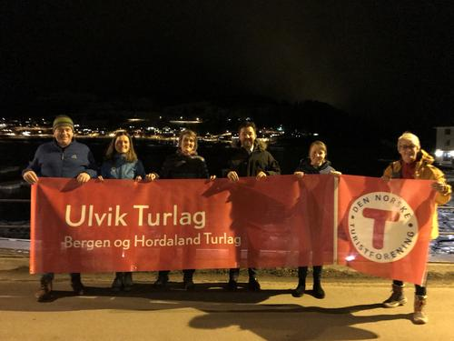 Ulvik Turlag stiftet