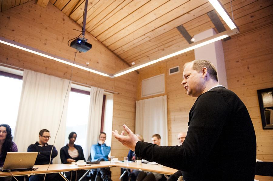 Konferanse i Skagen