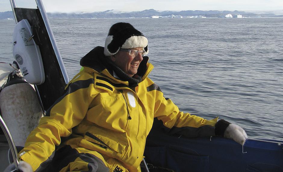 """""""Leve en drøm - reise med vind"""" av Harald Solfjeld"""