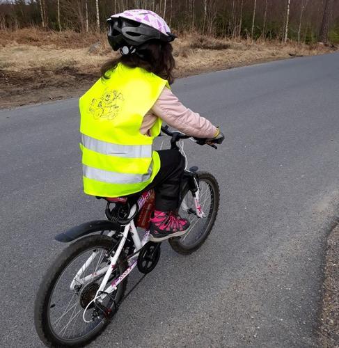 Sykkeltur for Turbobarna