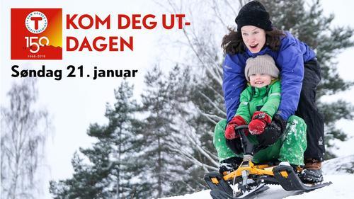 Kom deg UT søndag 21. januar!