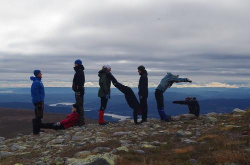 Nytt styre i DNT Ung Drammen