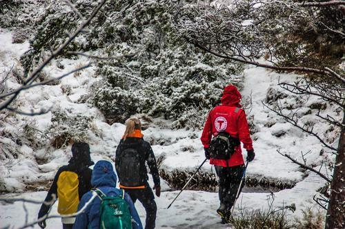 Vinterstemning på Askøy Topp7