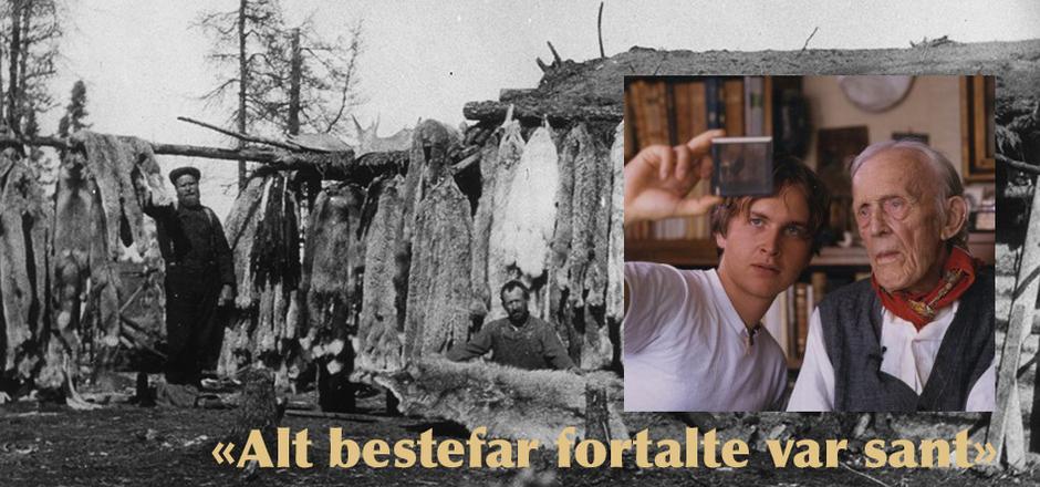 """""""Alt bestefar fortalte var sant"""" av Eirik Sandberg Ingstad"""