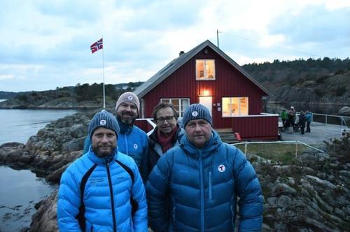 Vellykket bibliotekåpning og Friluftsbokfestival