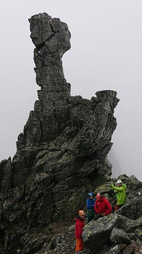 Turreferat klatresamling Romsdal 2018