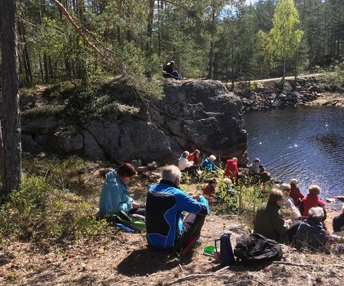 Lavterskeltur på selveste frigjøringsdagen 8/5!