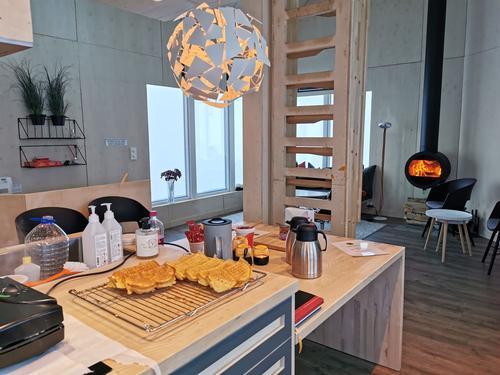 Harstad Turlag åpner sakte opp for turer og overnatting igjen