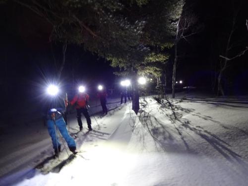 Vintertur til Vakkerstøylen