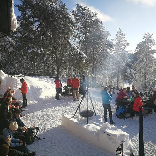 Vinterferietips: Kobberhaughytta og Sæteren Gård