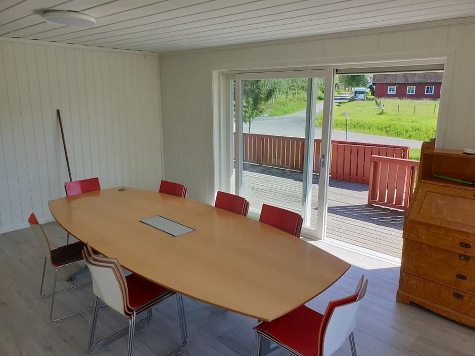 Nytt møtested for DNT Lørenskog Turlag hos NITOR på Losby